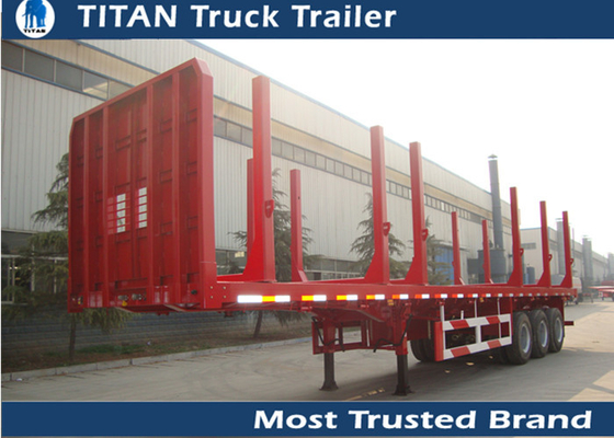 China Multi Axle Logging Trailer supplier