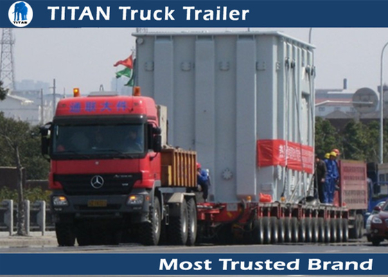 China Large Largo Multi Axle Trailer supplier
