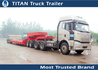China Construction Heavy Haul Trailers factory