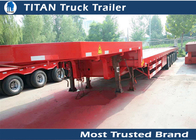 China Utility Extendable Flatbed Trailer factory