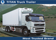 China Semi Refrigerated Trailer company