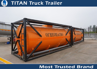 China Transportation Tanker Trailer factory
