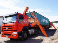 Overseas sevices availabe 40 ton Side Loading Trailer Container Side Lifter Trailer supplier