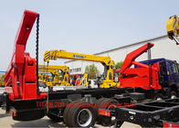 20Ft Container Handling And Transporting Sidelifter Side Loader Truck