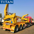 20ft Container Side Loader Trailer for Sale in Papua New Guinea supplier
