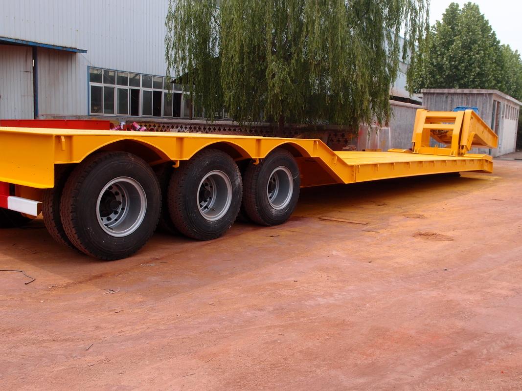3 Axle Rv : Axle ton lowboy trailer titan vehicle co ltd