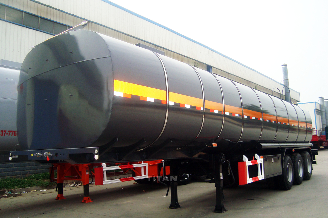 What is the price on your 3 axle bitumen asphalt crude oil