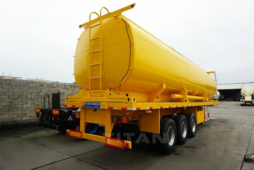 42000 litres diesel tank fuel trailers for sale