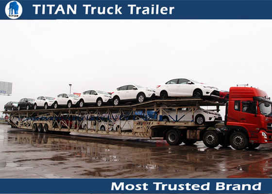 Three Axle Car Hauler