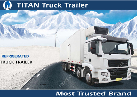 Frozen Food Transportation Refrigerated Trailer