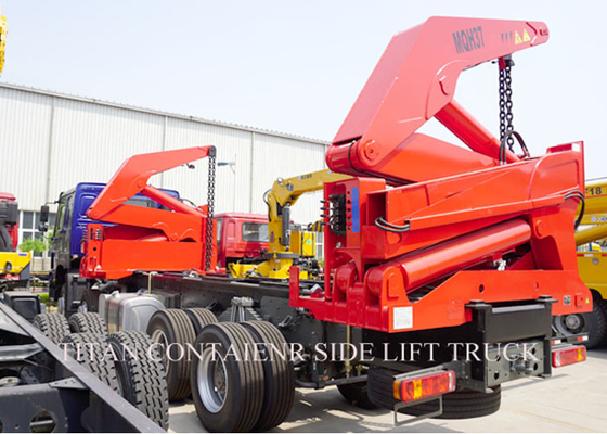 China TITAN 20ft side lift container Truck side loader trailer sidelifter factory