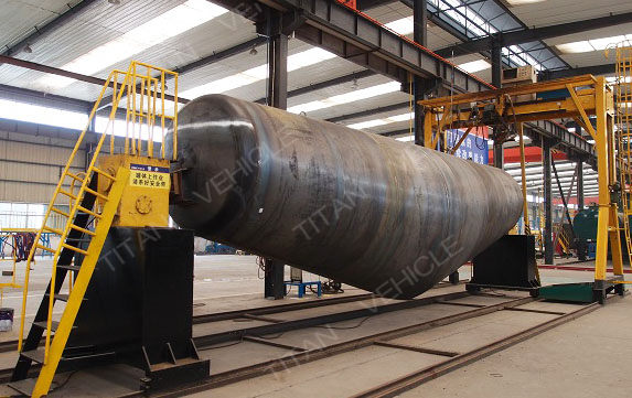 Tri axles 50 ton 60 tons Cement Trailer bulker v type or w type