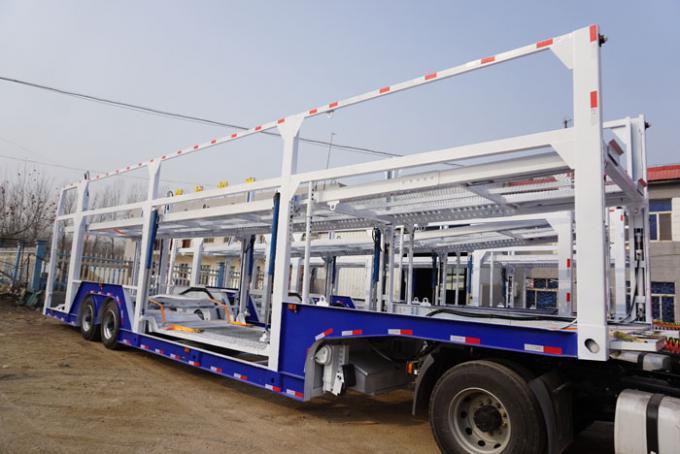 Car Carrier semi trailer on sales - Quality Car Carrier semi