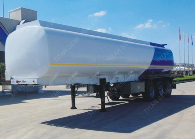 tanker trailer with 43000liters capacity