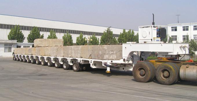 TITAN Combinable road-going transport trailer 2