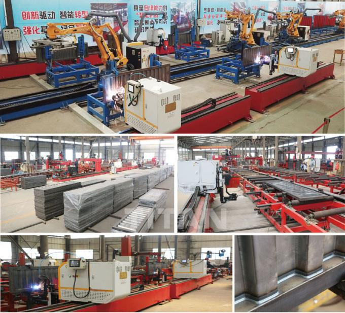 Shandong Titan Vehicle Co.,Ltd factory production line 0