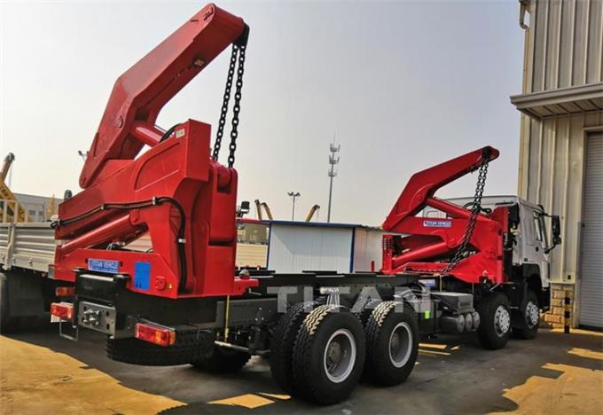 20Ft Container Side Loader Truck Trailer for Sale | 37T ...